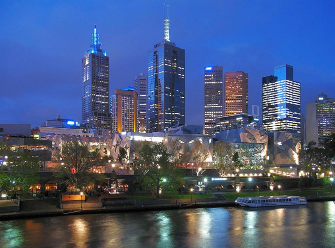 Лучшие города мира для проживания 2011