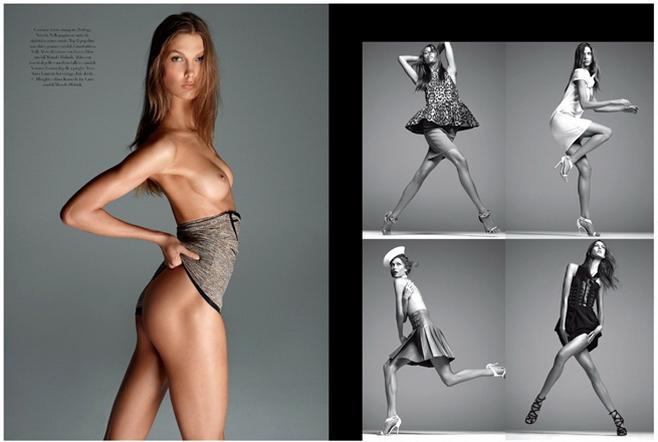 фотосессия голых позирующих моделей фото