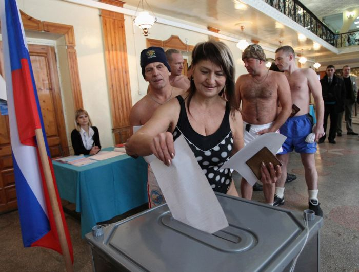 russia_election_07 Выборы в России глазами иностранцев (28 фото)