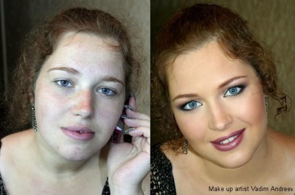Как сделать лицо моложе в фотошопе