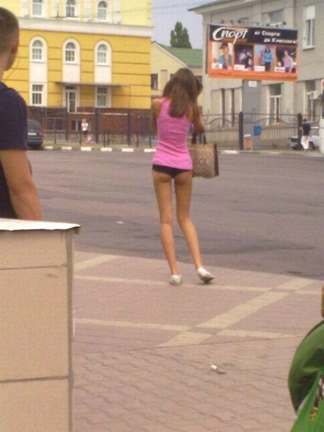 съем девушек на улице короткое видео разрешили это туманности