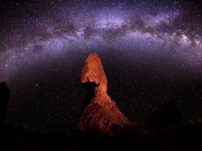 Национальный парк арки юта сша