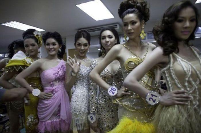Мисс транссексуал 2012