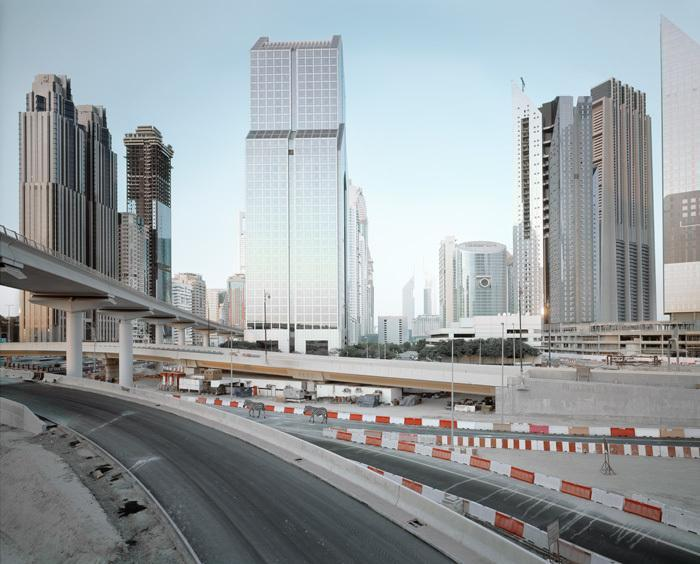 Постапокалиптический Дубаи (14 фото)