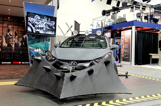 фото машины для зомби апокалипсиса