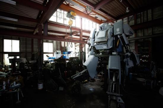 Блоги. Kuratas — первый японский боевой робот (4 фото+видео). технологии, разработки, нано, китайцы, роботы, военная техника