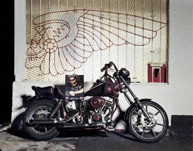 Британские «Ангелы ада» (29 фото). интересно, факты, рассказы, байкеры, ангелы ада