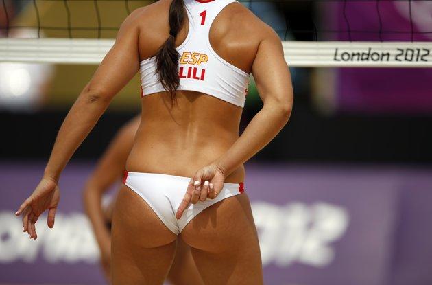 Блоги. Раскрываем секретные знаки в пляжном волейболе (25 фото + текст). пляжный волейбол, знаки, девушки