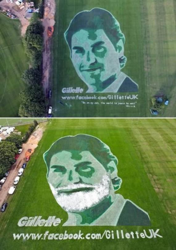 Блоги. Самые большие рекламные конструкции в мире (10 фото + текст). реклама, большие конструкции