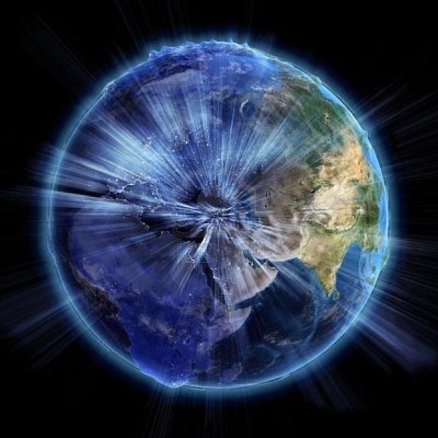 Блоги. Что будет, если Земля остановится. интересно, факты, наука, планета, космос, что будет если земля остановится