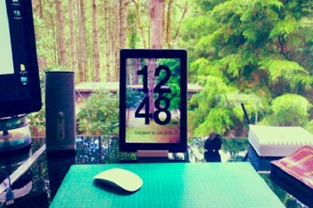 Блоги. Необычные часы-хамелеоны (4 фото + текст). часы, хамелеоны, ipod, app