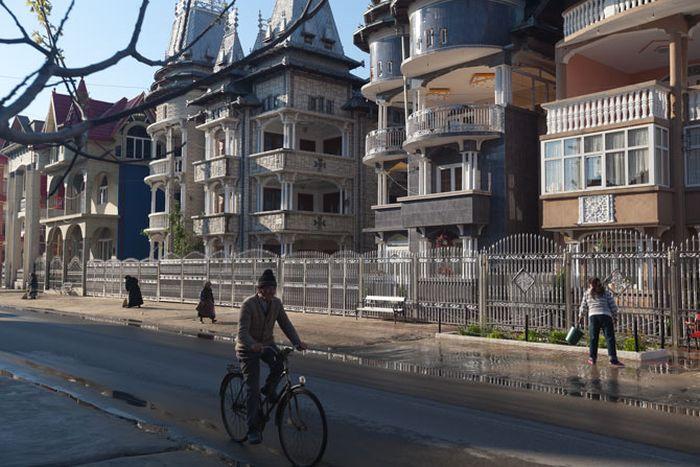 Блоги. Дома цыганских баронов (17 фото). дома цыганских баронов, дорогое имущество,