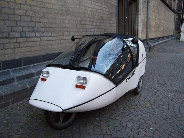 Блоги. Дизайн необычных городских автомобилей (10 фото). дизайн, необычные, автомобили