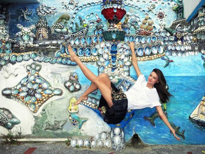 Блоги. Миранда Керр позирует для Орландо Блума (14 фото). Миранда Керр, Орландо Блум, фотосет