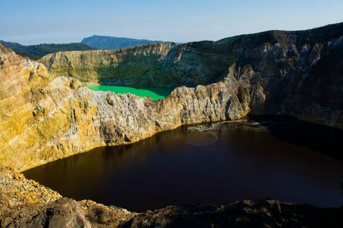 Блоги. 5 озер удивительных цветов (11 фото + текст). озера, удивительное, цвета озер