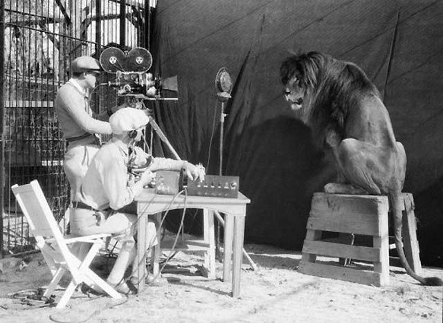 Фотографии со съемок легендарного кино