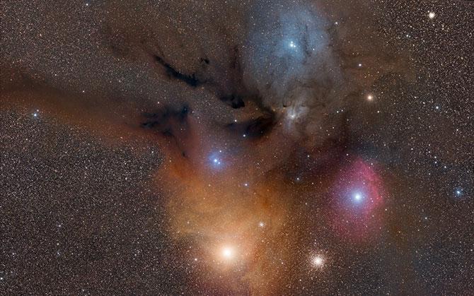Лучшие космические фотографии за август 2012 (10 фото). космос, космически фотографии, планеты