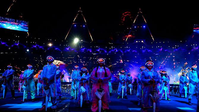 Сильные люди: Паралимпийские игры 2012 в Лондоне