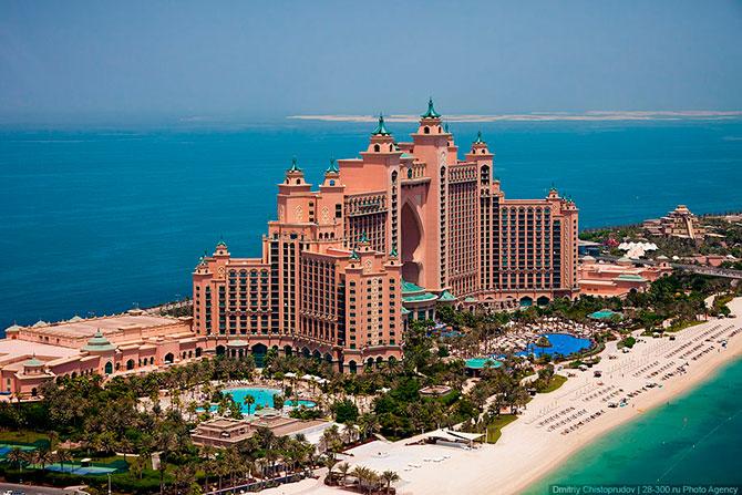 Отель Атлантис с номером за $50 000