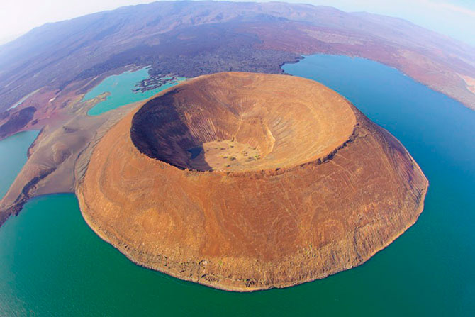 Африка с воздуха (26 фото). африка, с воздуха, интересные места, пейзажи