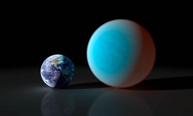 В космосе обнаружен гигантский алмаз