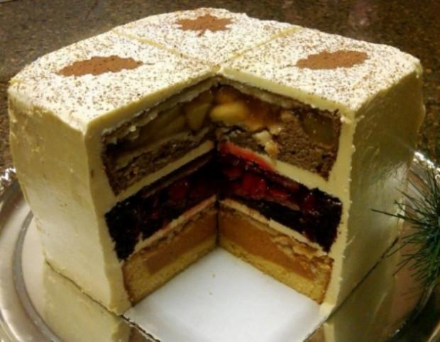 Самые необычные торты рецепт