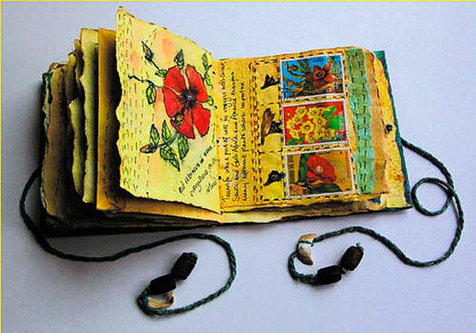Фотографии книг своими руками