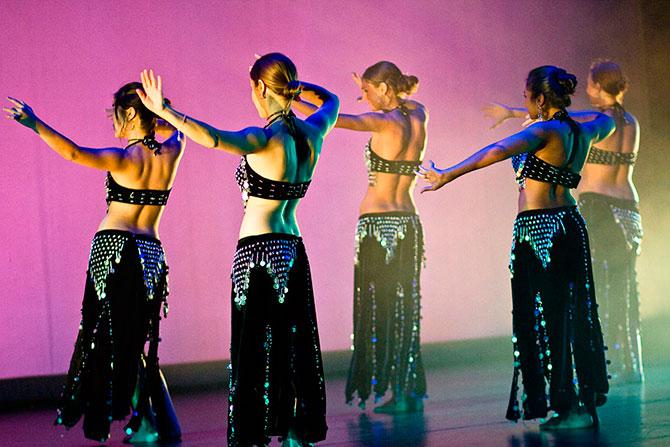 10 фактов о танцах