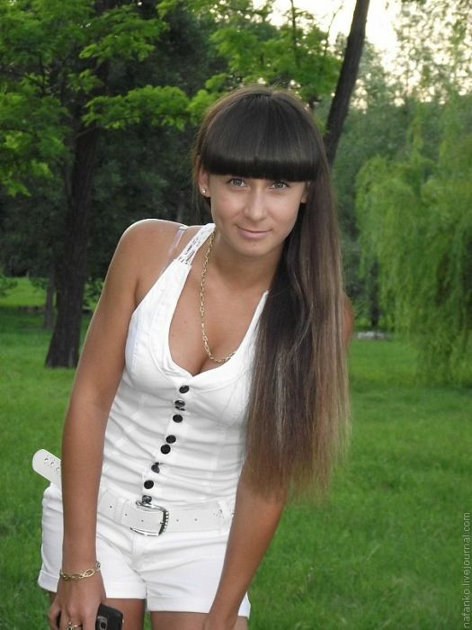 Красивые русские девушки из соц. сетей (49 фото)