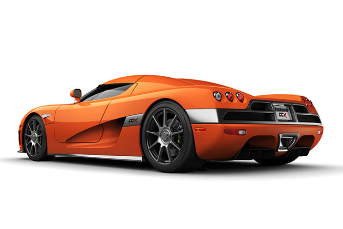 Самые быстрые автомобили .