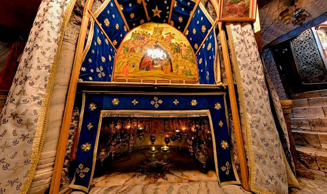Базилика Рождества Христова – прогулка по месту, где родился Иисус