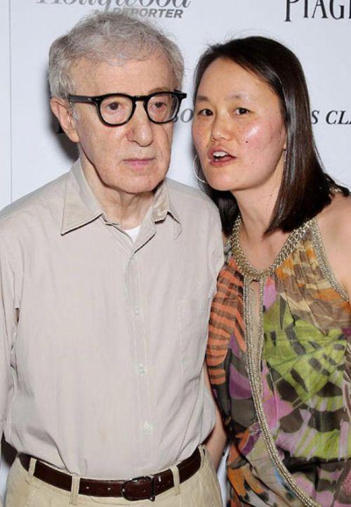 Богатые старики и их молодые подружки