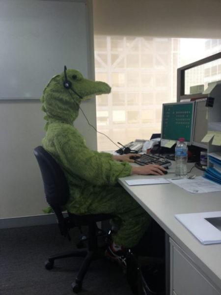 Веселые и неприятные моменты на рабочем месте