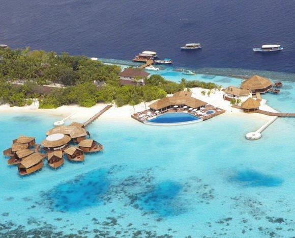 14 островных курортов на Мальдивах (34 фото + текст)