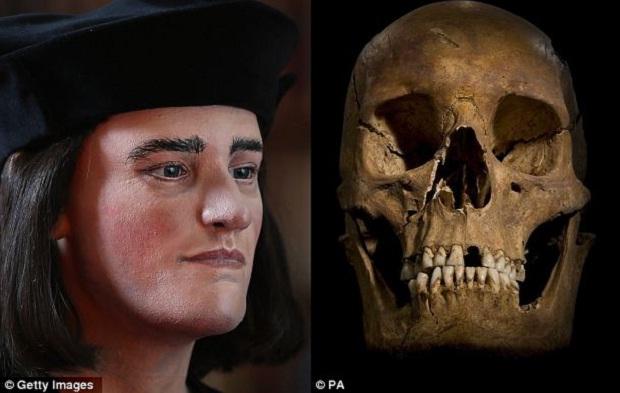 Археологи доказали, что нашли подлинные останки короля Англии Ричарда III (11 фото)