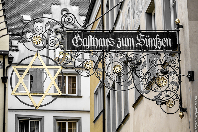 По медвежьим углам Швейцарии, Германии и Лихтеншейна