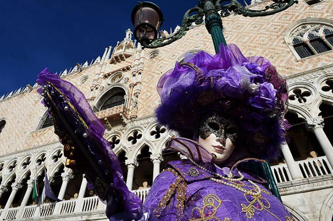 Карнавал в Венеции 2013 (27 фото)