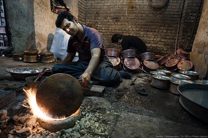 Иранское производство