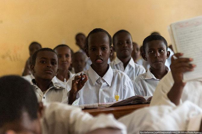 Прогулка по Бербере в Сомалиленде