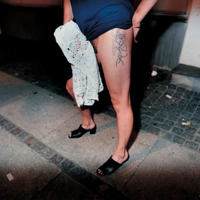 фотографировала проституток в квартале красных фонарей