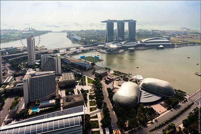 Прогулка по Сингапуру