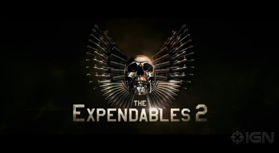 The Expendables 2 Official Trailer