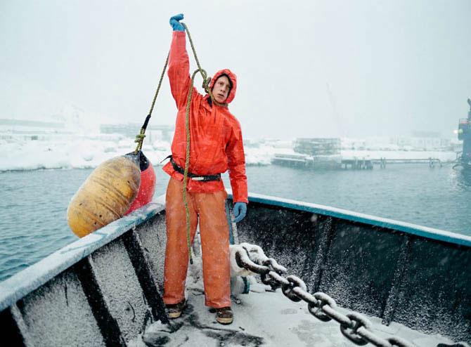 работа на рыболовных судах женщине