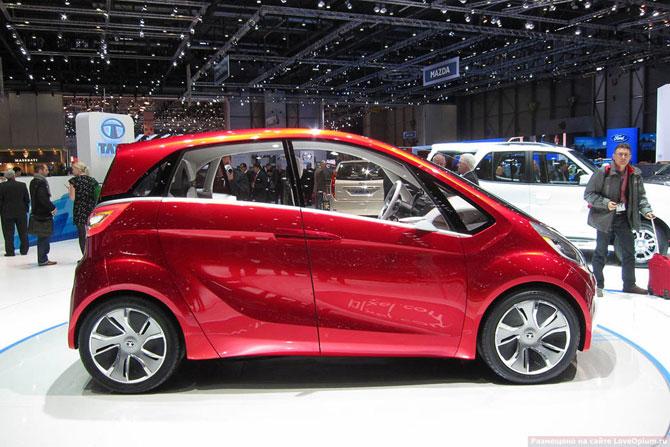 Женевский автосалон 2012 - концепт-кары