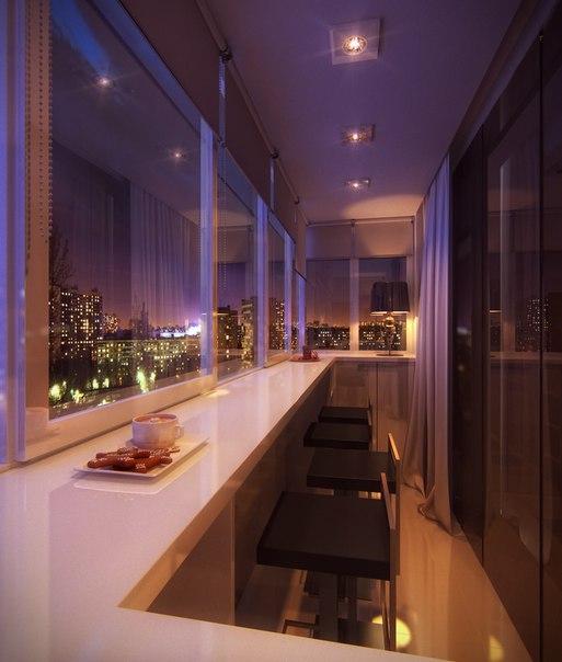 Сделайте это со своим балконом (10 фотографий)