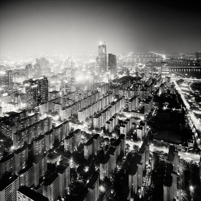 Черно Белые Фотографии Городов Мира Высокого Разрешения