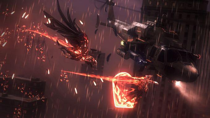 Рекламный киноролик игры Prototype 2 (11 фото + 2 видео)
