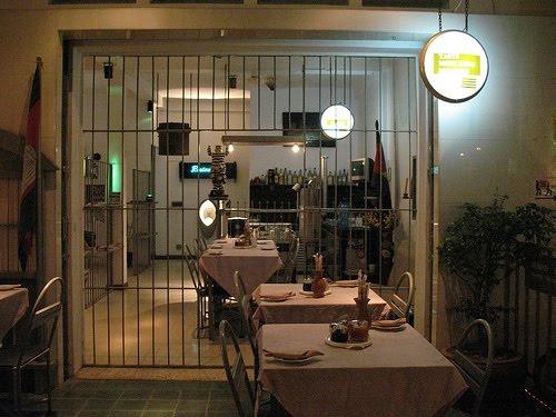 Необычные рестораны (16 фото)