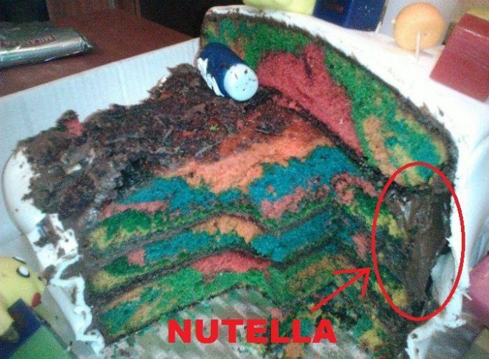 Торт с фотографией своими руками 180
