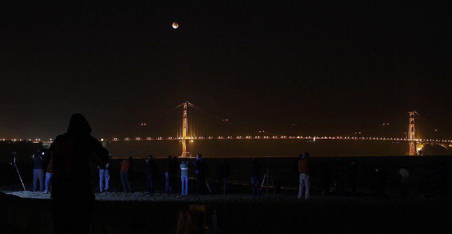 zat10 Полное лунное затмение 10 декабря 2011г (15 фото)
